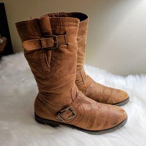 BearPaw | 9.5 Samantha boot Tan / brown